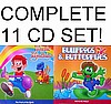 Complete Agapeland Set - All 11 Music CDs