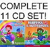 COMPLETE AGAPELAND 11 CD SET