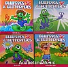 BULLFROGS & BUTTERFLIES - Complete 4 CD SET